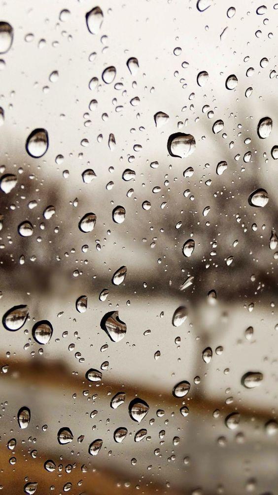 Красивые и удивительные картинки дождя для заставки - подборка 2
