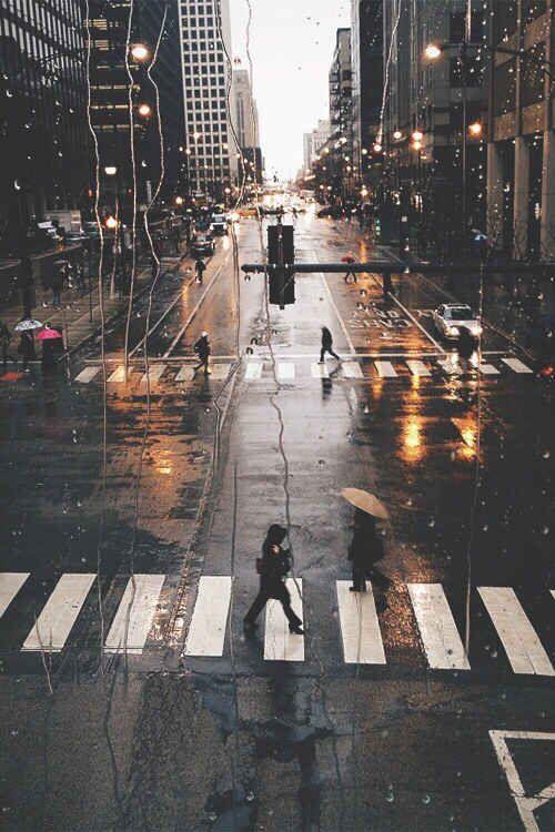 Красивые и удивительные картинки дождя для заставки - подборка 5