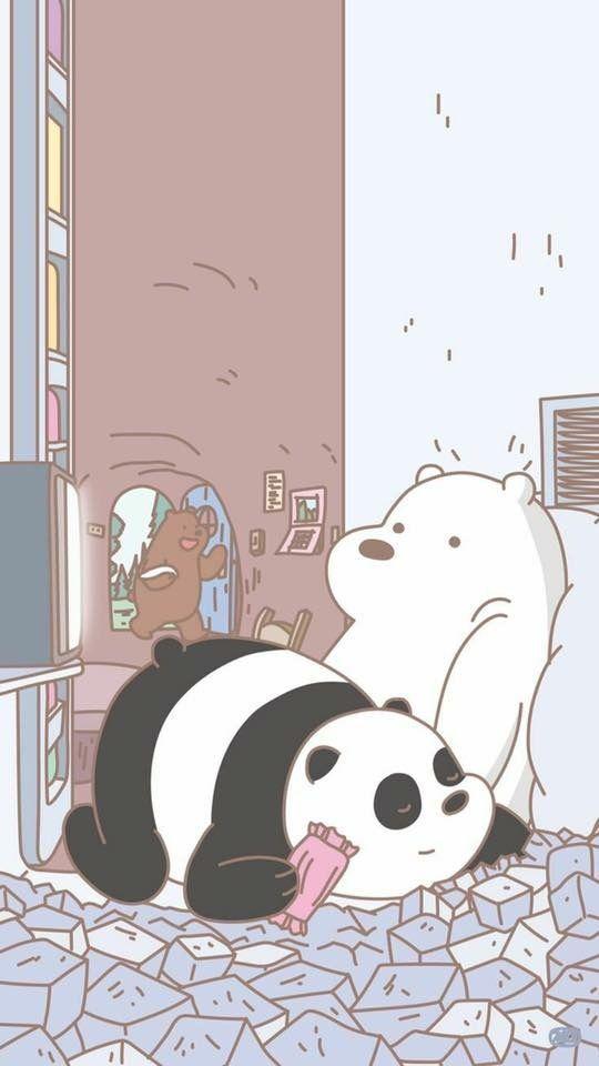 Красивые картинки и изображения панды, панд - подборка артов 14
