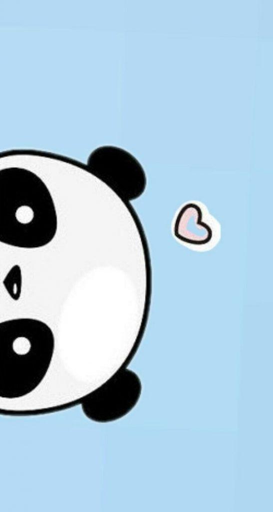 Красивые картинки и изображения панды, панд - подборка артов 16