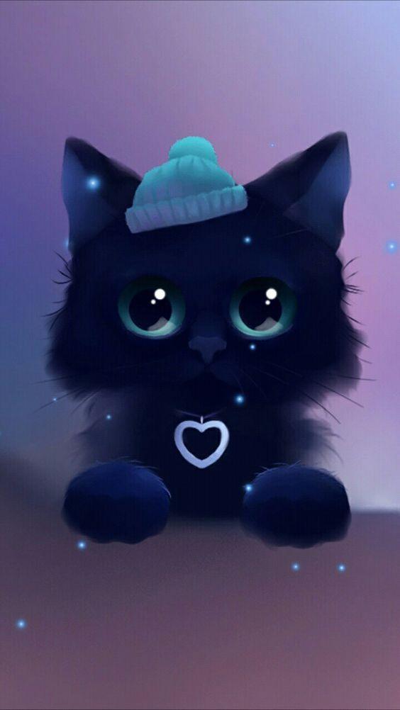 Красивые картинки котики и кошки на аву, аватарку - подборка 11