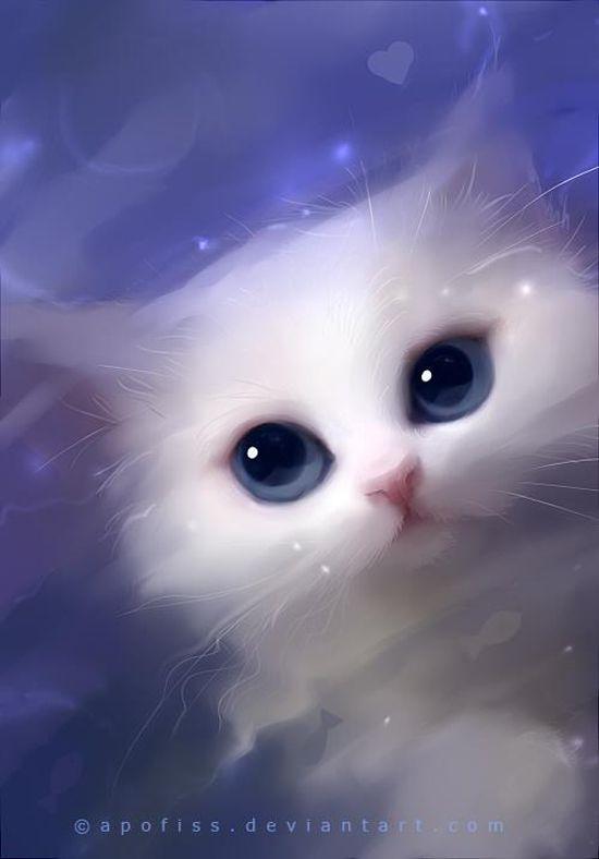 Красивые картинки котики и кошки на аву, аватарку - подборка 2