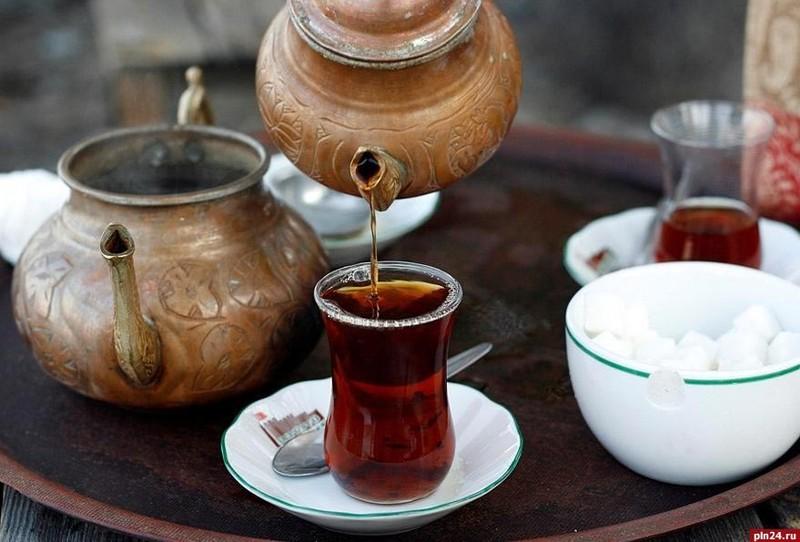 Красивые картинки чая на утро, чай утром - подборка изображений 16