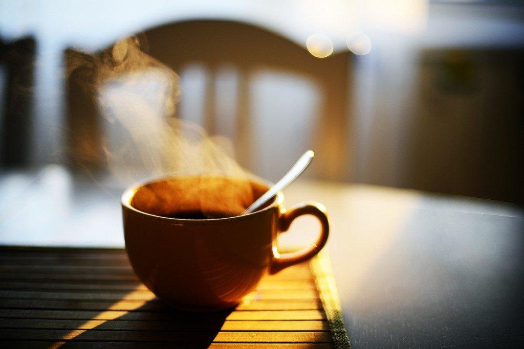 Красивые картинки чая на утро, чай утром - подборка изображений 3