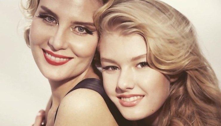 Красивые фотографии дочери Ренаты Литвиновой - 20 картинок 20