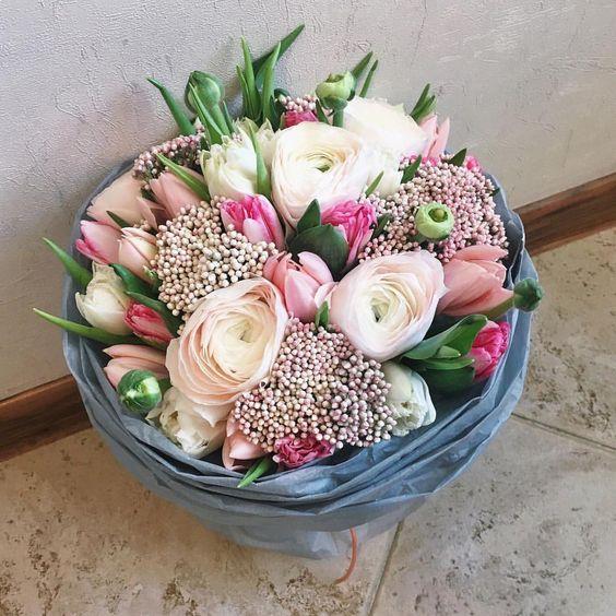 Весенний букет цветов - красивые 20 фото и картинок 10