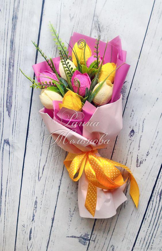 Весенний букет цветов - красивые 20 фото и картинок 11