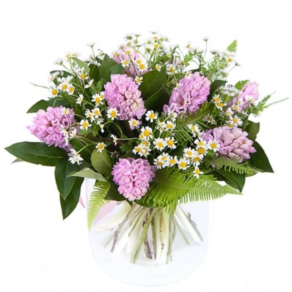 Весенний букет цветов - красивые 20 фото и картинок 12
