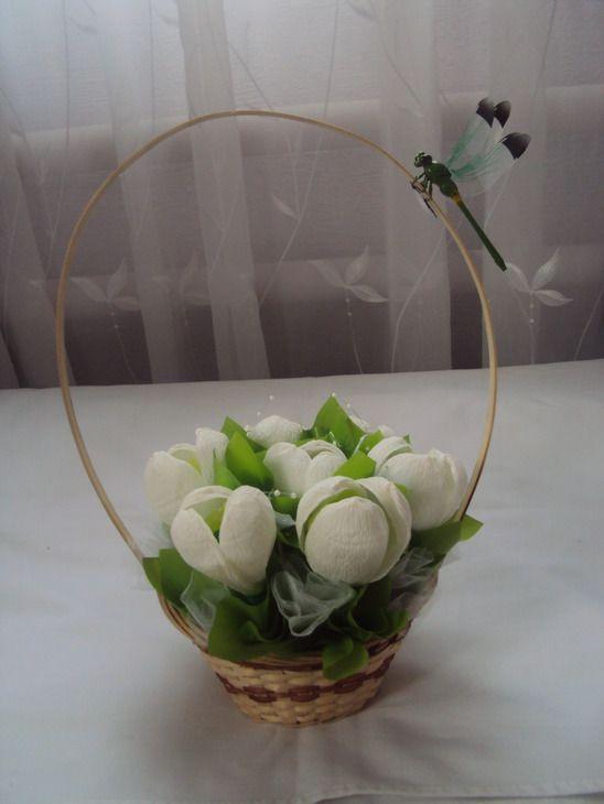 Весенний букет цветов - красивые 20 фото и картинок 15