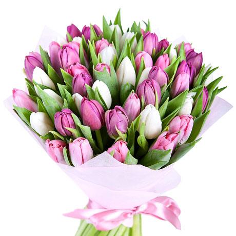 Весенний букет цветов - красивые 20 фото и картинок 25