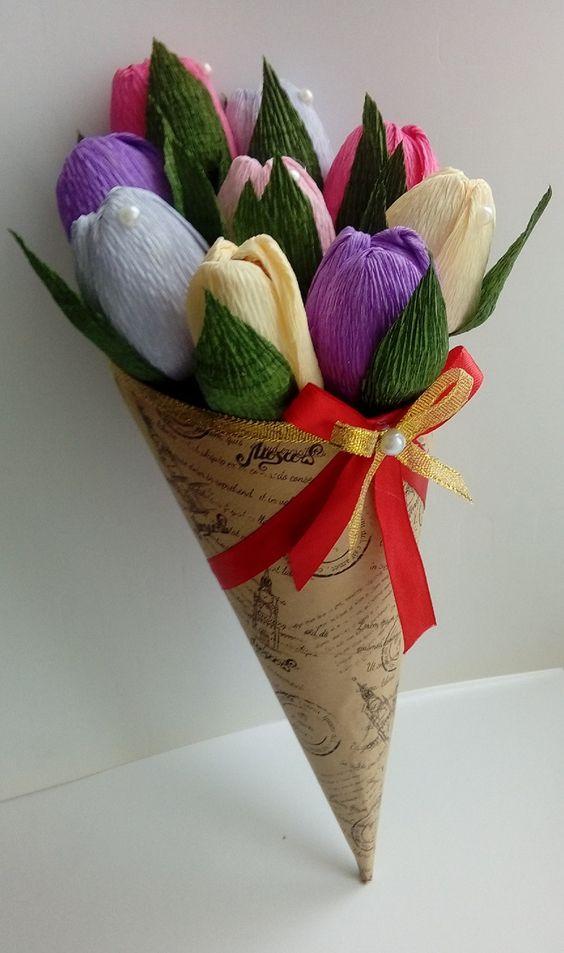 Весенний букет цветов - красивые 20 фото и картинок 4