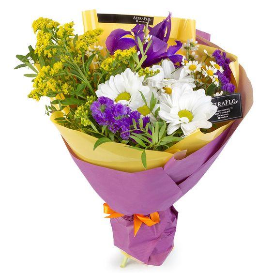 Весенний букет цветов - красивые 20 фото и картинок 5