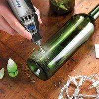 Как просверлить стекло в домашних условиях - эффективные методы 1