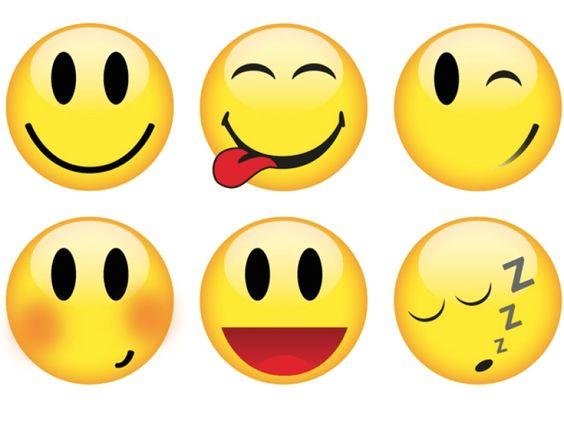 Картинки смайлики - самые красивые изображения для настроения 4