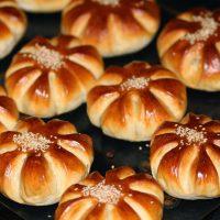 Красивые булочки из дрожжевого теста - фото, картинки 7
