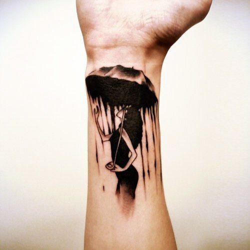 Красивые и необычные тату на запястье - подборка 28 татуировок (1)
