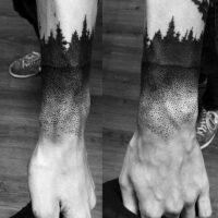 Красивые и необычные тату на запястье   подборка 28 татуировок (18)