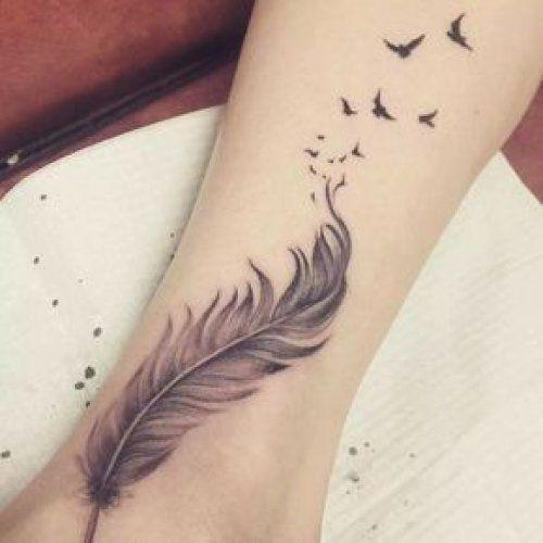 Красивые и необычные тату на запястье - подборка 28 татуировок (24)