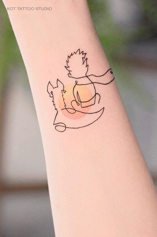 Красивые и необычные тату на запястье - подборка 28 татуировок (27)