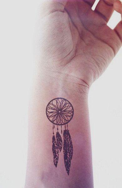 Красивые и необычные тату на запястье - подборка 28 татуировок (6)