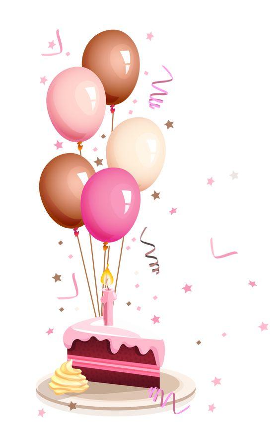 Прикольные картинки с шариками на день рождения, февраля