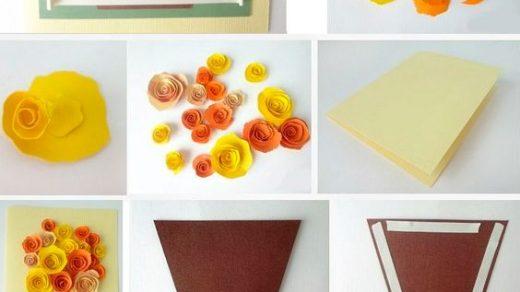 Красивые картинки открытки своими руками   подборка 25 фото (24)