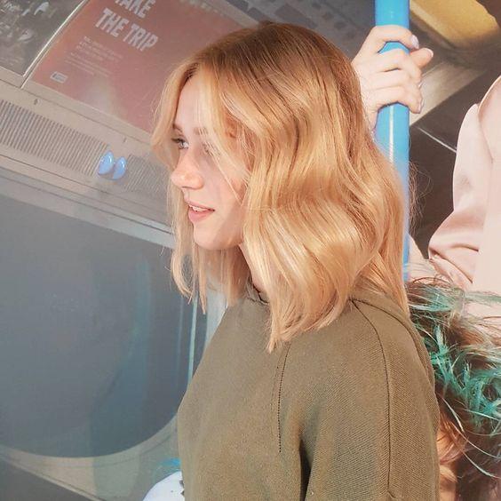 Красивые картинки, фото волосы на аву и аватарку   сборка 19