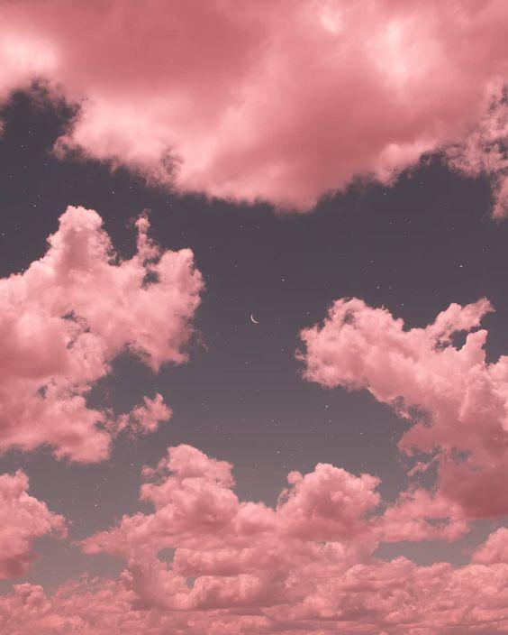 Красивые картинки, фото на тему Розовое небо - сборка (15)