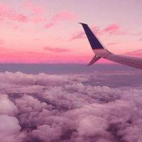 Красивые картинки, фото на тему Розовое небо   сборка (18)