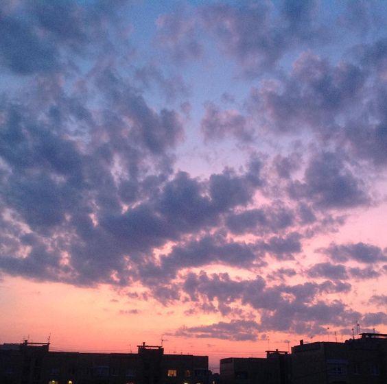Красивые картинки, фото на тему Розовое небо - сборка (20)