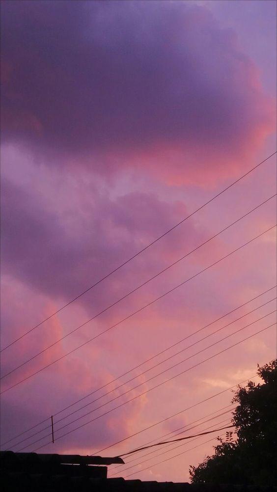 Красивые картинки, фото на тему Розовое небо - сборка (22)