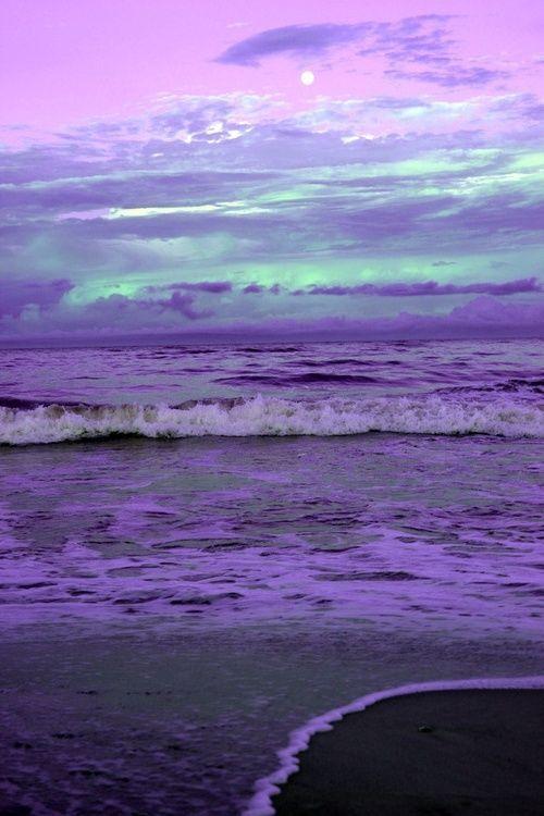 Красивые картинки, фото на тему Розовое небо - сборка (3)
