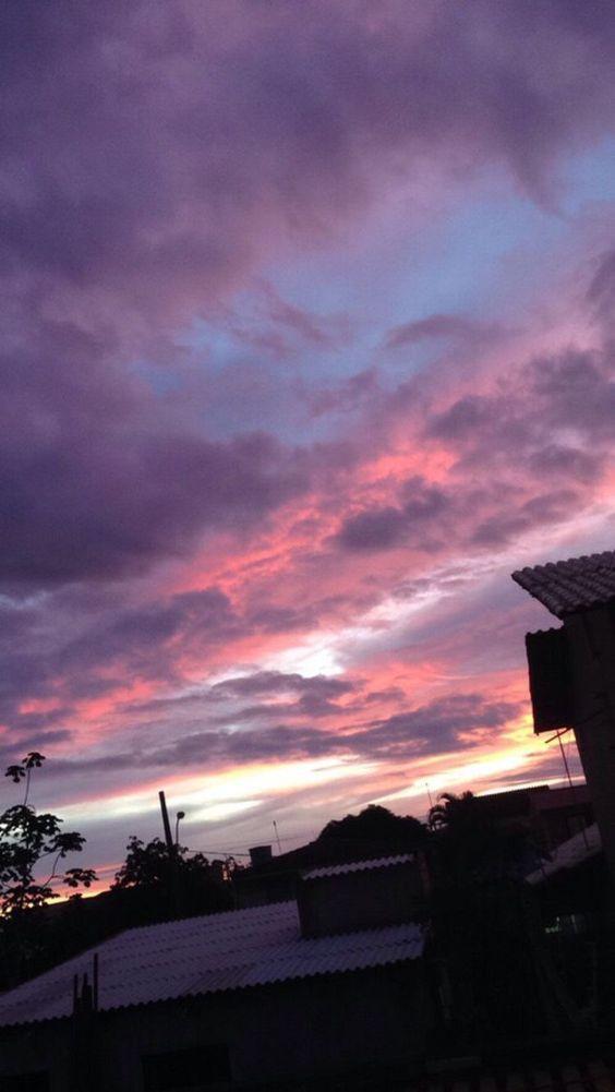 Красивые картинки, фото на тему Розовое небо - сборка (4)