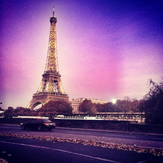 Красивые картинки, фото на тему Розовое небо - сборка (9)