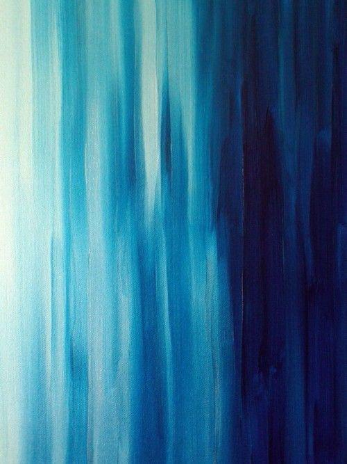 Красивые обои фон синий - подборка 25 картинок (14)