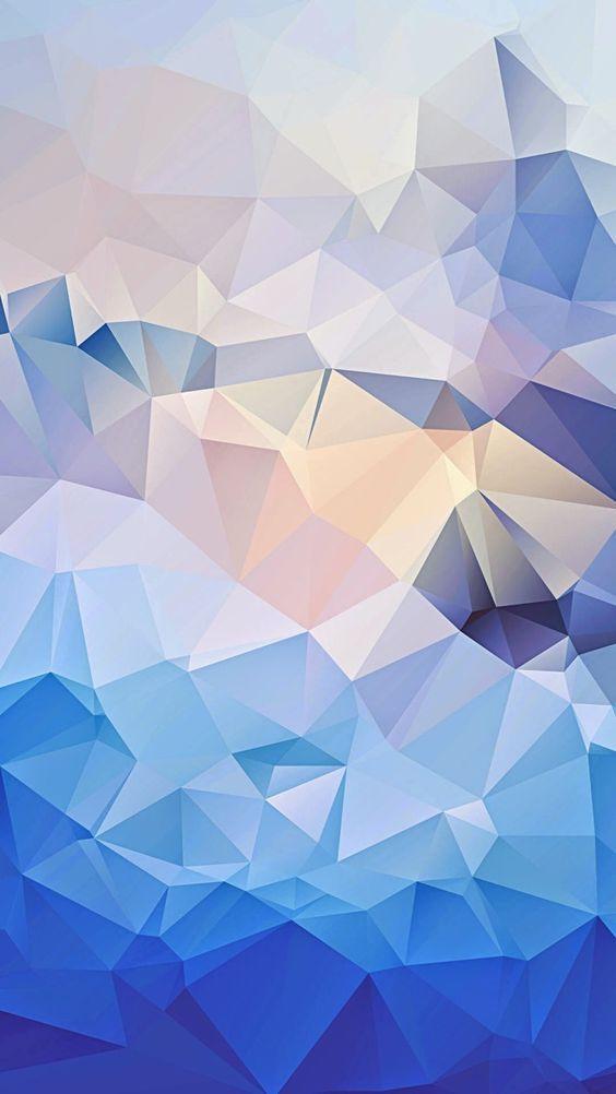 Красивые обои фон синий - подборка 25 картинок (7)