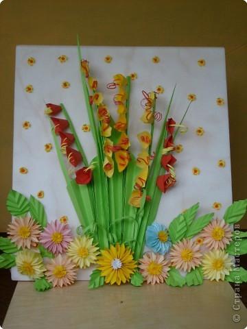 Красивые поделки в садик на тему весна - подборка 20 картинок 10