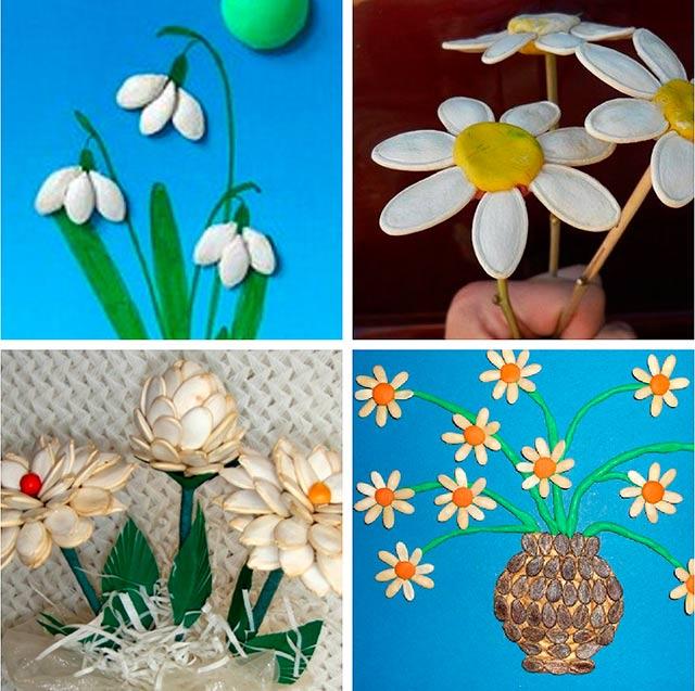 Красивые поделки в садик на тему весна - подборка 20 картинок 17