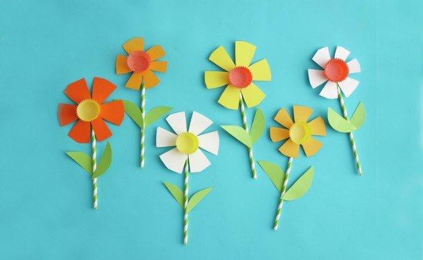 Красивые поделки в садик на тему весна - подборка 20 картинок 4