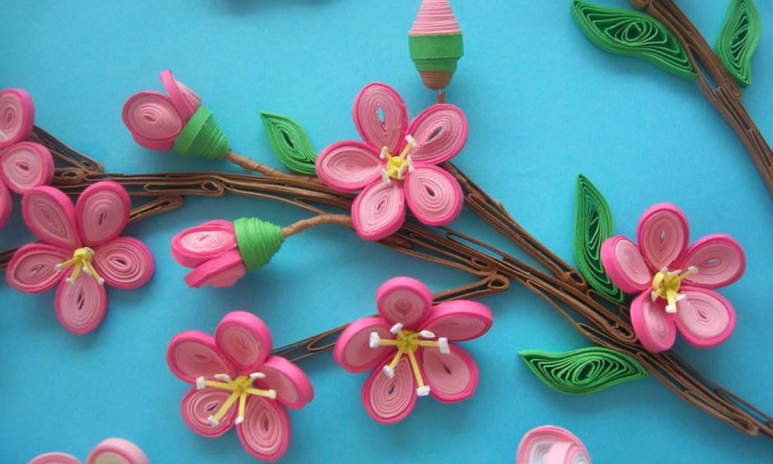 Красивые поделки в садик на тему весна   подборка 20 картинок 7