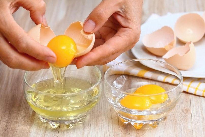 Польза и правила приготовления яичной маски от выпадения волос 2