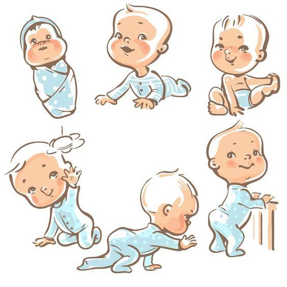 Ребенок картинки для детей для оформления - подборка 33