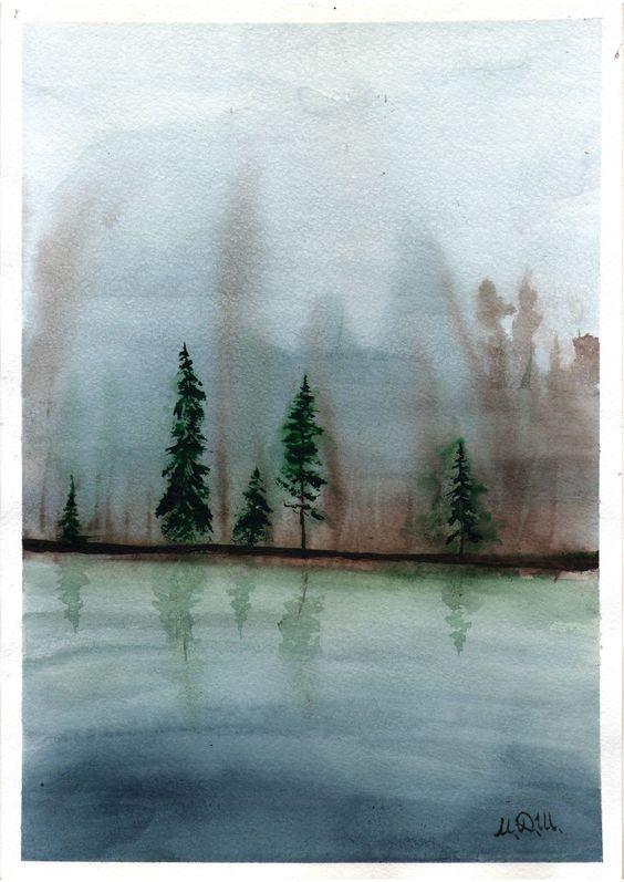 Рисунки Я и моя природа - красивая подборка картинок (11)