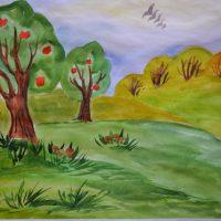 Рисунки Я и моя природа   красивая подборка картинок (12)