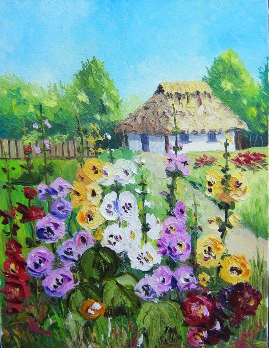 Рисунки Я и моя природа - красивая подборка картинок (3)