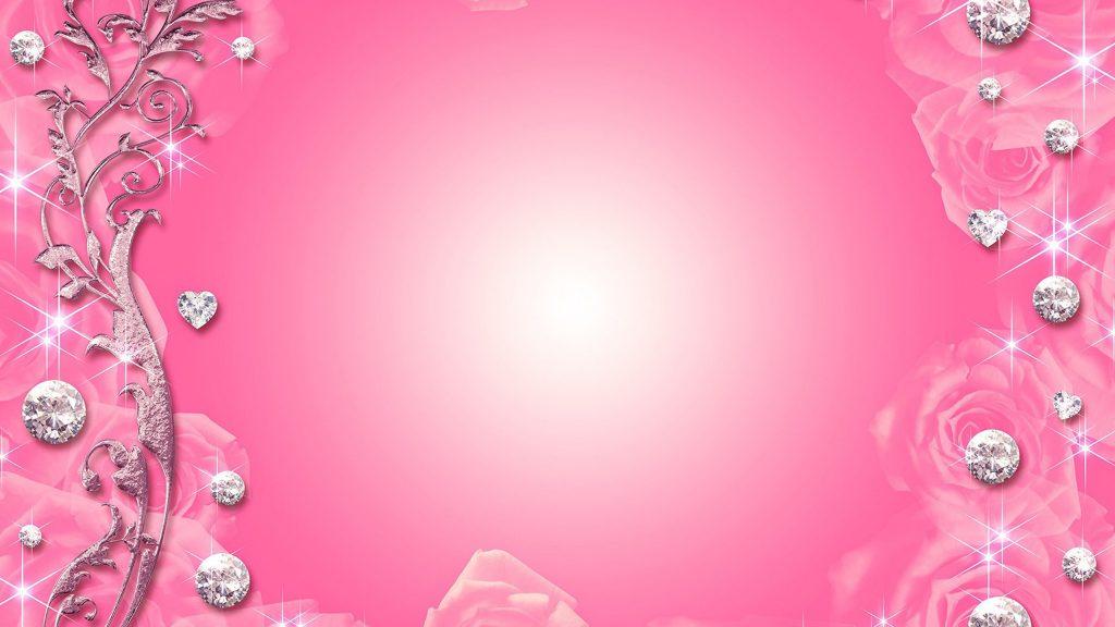 Розовый фон и обои - красивые картинки и заставки 21 фото (1)