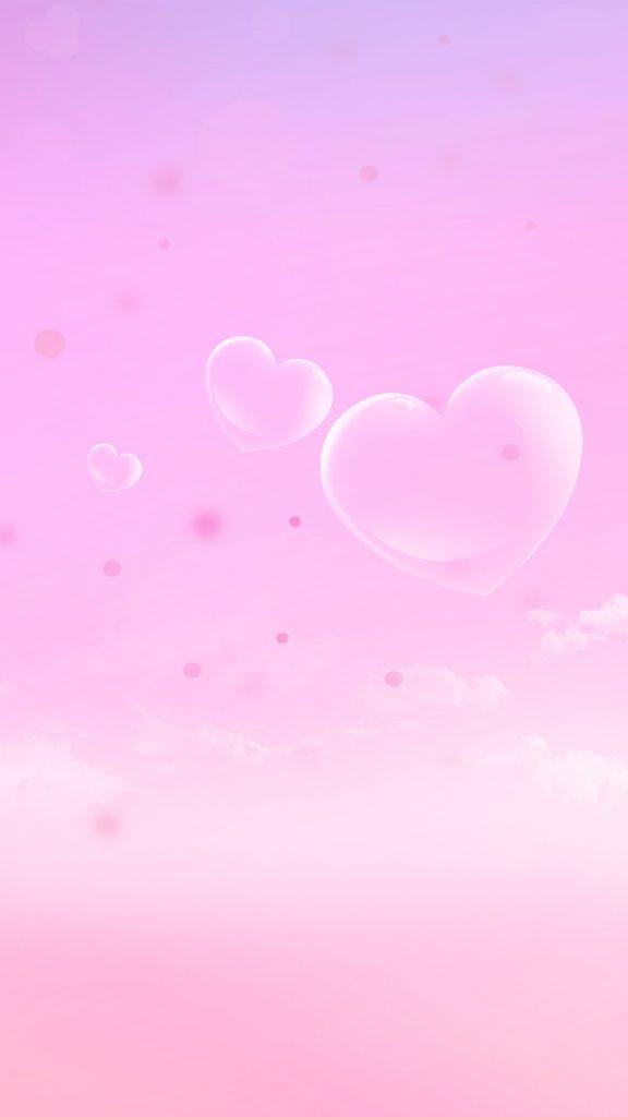 Розовый фон и обои - красивые картинки и заставки 21 фото (20)
