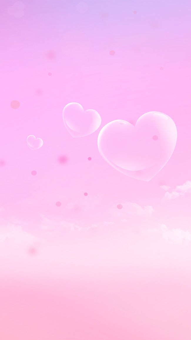 Розовый фон и обои   красивые картинки и заставки 21 фото (20)