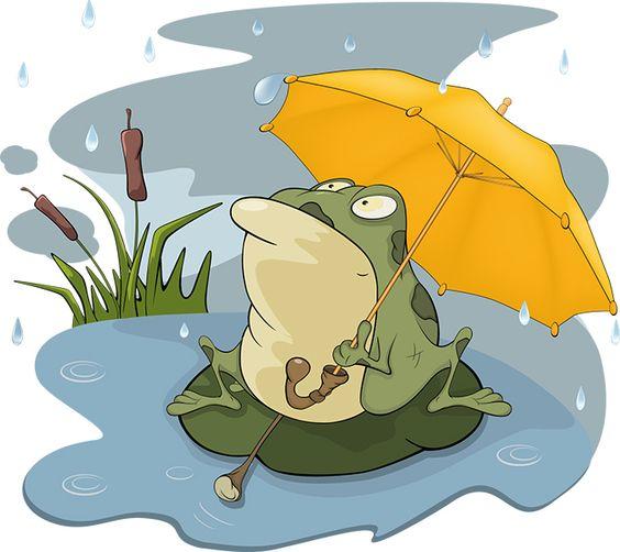 Лягушка рисунок, картинки, изображения - подборка 25 фото 11