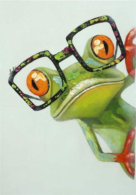 Лягушка рисунок, картинки, изображения - подборка 25 фото 5